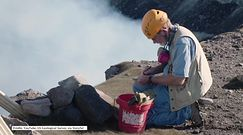 Kilauea kipi lawą. Zobacz czynny wulkan z bliska