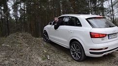 Audi Q3 2.0 TFSI S tronic (2015) - test napędu quattro i trybu Offroad - Autokult.pl