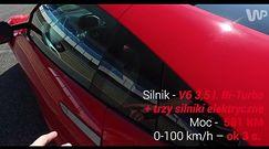 Honda NSX - jeździmy supersamochodem po torze Estoril
