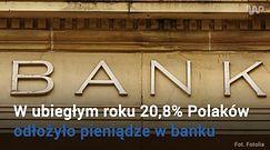 Polacy a oszczędzanie. Jesteśmy gorsi od obywateli Rwandy czy Kenii