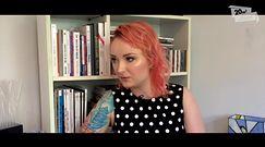 """Red Lipstick Monster: """"Miałam problemy z dostaniem pracy przez mój wizerunek"""""""