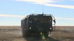Rosjanie chwalą się udanymi testami rakiety Iskander-M
