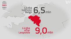 Historica: Leopold II wymordował 10 mln ludzi w prywatnym państwie. Zyski wydał na kochanki
