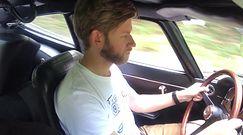 Toyota 2000GT - dźwięk silnika w trakcie jazdy