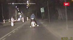Pijany Ukrainiec na skuterze. 30-latek stanie przed sądem
