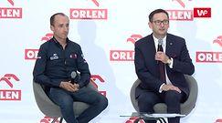 """Orlen z Robertem Kubicą także poza Williamsem. """"Orlen ma plany i będzie dalej w F1"""""""