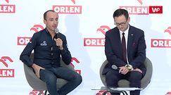 F1. Robert Kubica przed GP Meksyku: To będzie przypominało ściganie w innej kategorii