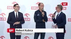 """F1. Robert Kubica o swoich początkach. """"Musiałem podkładać poduszki na siedzenie żeby cokolwiek widzieć"""""""