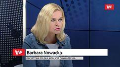 Donald Tusk i Ewa Kopacz przed Trybunałem Stanu? Riposta Barbary Nowackiej