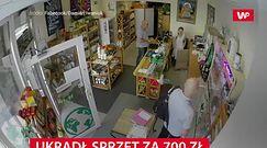 Internauta szuka złodzieja