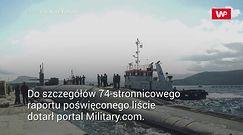 """""""Lista gwałtów"""". Odtajniono raport marynarki wojennej USA"""