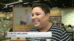 """Dorota Wellman: """"Nie ukrywam wieku i zmarszczek"""""""