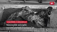 Niezwykłe szczątki sprzed ponad 2 tysięcy lat
