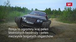 Bentley na gąsienicach