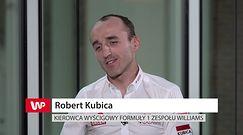 Wkurzony Robert Kubica. Wtedy przeklina po włosku