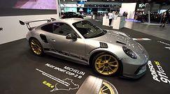 Poznań Motor Show, premiera dwóch nowych opon Michelin