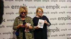 Kasprzyk promuje książkę i narzeka na popularność Shakiry