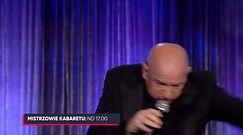 Mistrzowie kabaretu - nowy sezon! W każdą niedzielę, o 17.00 w Telewizji WP!