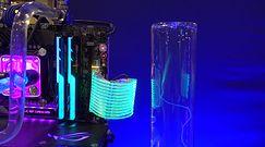 Elektryzujący komputer inspirowany Teslą na IEM Katowice 2019