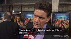 Charlie Sheen oświadczył się