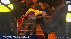 #dziejesiewpolsce: brutalna policja?