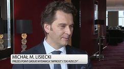 """Wydawca """"Wprost"""": """"Decyzja o publikacji materiałów na temat Durczoka była słuszna"""""""