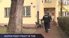 #dziejesiewpolsce: kontrola w TVN