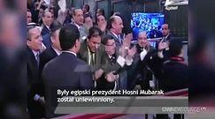Hosni Mubarak uniewinniony