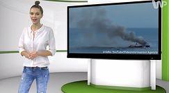 #dziejesiewsporcie: spłonął jacht prezydenta Napoli