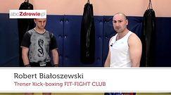 Kick-boxing - uderzenia