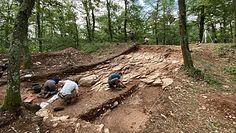 """Odkryli """"zaginioną stolicę Celtów"""". Sensacja archeologiczna we Francji"""