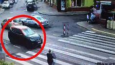 """Bydgoska policja nagrała """"wyczyny"""" kierowców. Zmotoryzowani nie są gotowi na zmianę przepisów"""