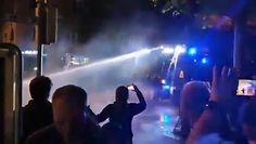 Ostre starcia policji i protestujących. Szwajcarzy przeciw certyfikatom COVID-19