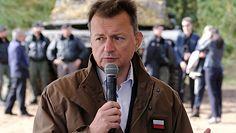 Robert Biedroń odpowiada Błaszczakowi. Nie miał litości