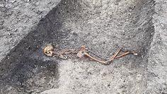 Zbrodnia z epoki żelaza. Odkryli w Anglii szkielet zamordowanego mężczyzny