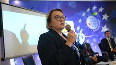 Europosłanka PiS Anna Zalewska o UE. Zabrnęła za daleko. Dziennikarz zdumiony
