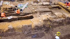 Kościół pod ruinami kościoła. Niezwykłe odkrycie na placu budowy w Wielkiej Brytanii