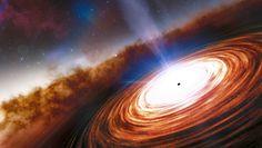 Najstarsza i najbardziej odległa czarna dziura. Sensacyjne odkrycie naukowców