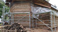 Odkrycie w Kosinie. Remontowali Kościół, odkryli XVIII-wieczną inskrypcję