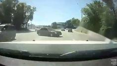 Straciła panowanie nad samochodem. Tragiczny wypadek z Rosji