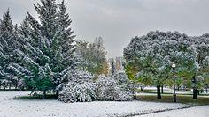 Kiedy pierwszy śnieg? Czeka nas długie oczekiwanie