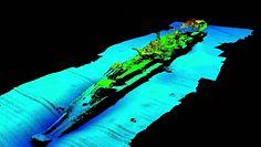 Odnaleźli krążownik po osiemdziesięciu latach. Leżał u wybrzeży Norwegii