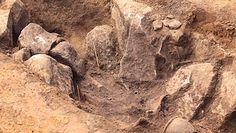 Wielkie odkrycie w Orłowie. Groby sprzed 2200 lat