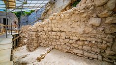 Sensacja archeologiczna w Izraelu. W Jerozolimie odkryto pozostałości z epoki żelaza