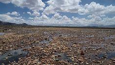 Jezioro pełne plastiku i metali ciężkich. Dramatyczny apel ekologów w Boliwii