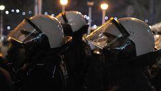 Nagle gość WP przeprosił za polską policję. Zaskakujący koniec rozmowy