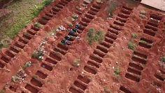 Masowe groby w Brazylii. Dramatyczna sytuacja w związku z COVID-19