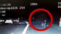 Pijany jechał rowerem po autostradzie A4
