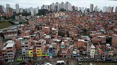 Dzielnica nędzy w Sao Paulo świętuje. Setna rocznica powstania faweli