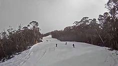 Trzęsienie ziemi w Australii. Chwile grozy przeżyli narciarze na stoku